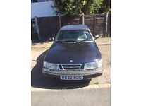 SAAB 900 S CONVERTIBLE MOT TO AUGUST 2017