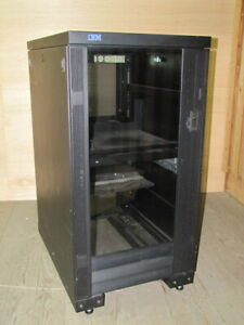 IBM 22 U server rack, used, very good condition