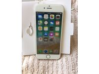 Good Condition iPhone 6 Gold 16GB Unlocked To All Networks