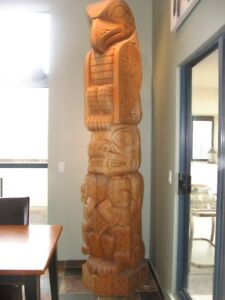 11 FT. Totem Pole for Sale
