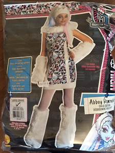 Déguisement Abbey Bominable (Monster High)