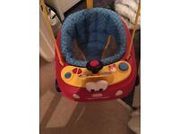 Little Tikes Cozy Jumper - car style baby door bouncer