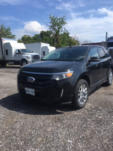 2014 Ford Edge Loaded,Leather,Panoramic Sun Roof