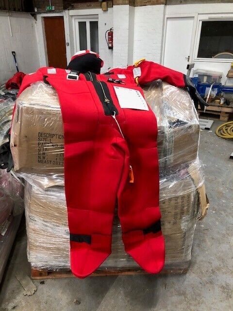 Crewsaver Immersion Suit - Certified 2020