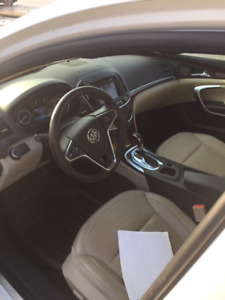 2014 Buick Regal Turbo Sedan