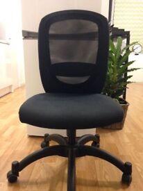 Swivel Chair – Black