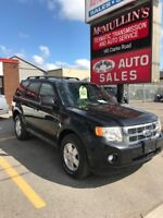2011 FORD ESCAPE XLT- FWD- 4CYL- 122 K! $9995.00 CERT! London Ontario Preview