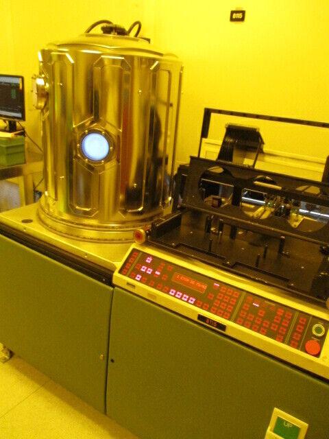 AMAT 8115 Oxide Etcher w/ RF Power Cabinet and Pump Rack, 01-82889-00, 451135