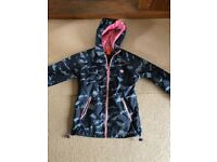 Womens Superdry Sport Running Jacket (S)