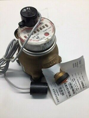 58 X 34 Sensus Sr Touch Read Water Meter