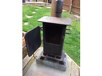 cast Iron Outdoor Fire