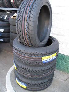 Brand New Set of 4 tires  Accelera 215/45R17