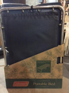 Coleman brand Portable Folding Bed