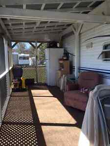 31ft Camper with 28ft screenroom