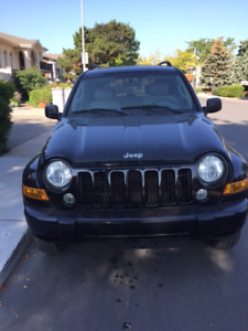 2007 Jeep Liberty SUV, Very low mileage