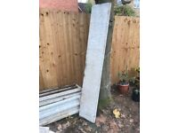 6ft x 1ft gravel boards x 11