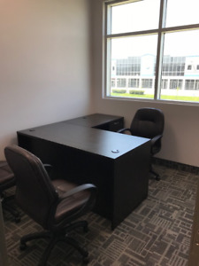 New Furnished 2 Room Executive Office, Drew/Airport, Mississauga