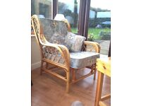 Conservatory Suite: 2 chairs and two seater