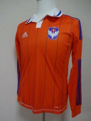 SALE!! Albirex Niigata 100% Original Jersey Shirt S 2012 Home MINT J-League Rare image