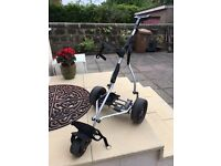 Electric Golf Trolley, STYLO ST200 for spares or repair £20
