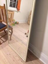 Free 2 x large mirrors 2.3m x 0.75m approx pick up Paddington NSW Paddington Eastern Suburbs Preview