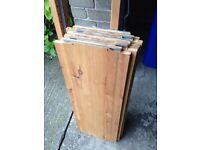 Wooden Shelving Unit (Flat Pack)