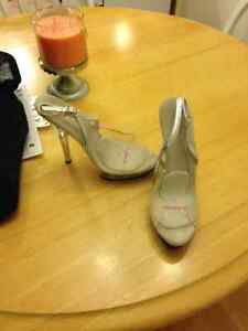 posing shoes size 7, wore once