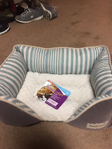 Brand New Dog Bed - Never Used.  For Small Dogs.