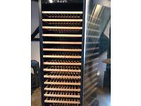 Tefcold wine fridge