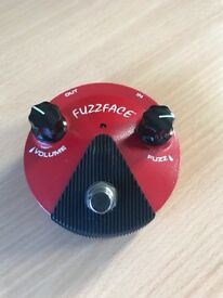 Jim Dunlop Mini Fuzz Face Germanium