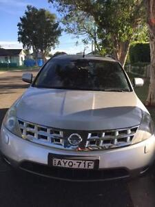 2006 Nissan Murano Wagon Westmead Parramatta Area Preview