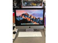 "Apple Imac 21.5"" Intel i3 3ghz Quad Core , 6GB Ram, 500GB HDD, Radeon HD Graphics ONLY £275!"