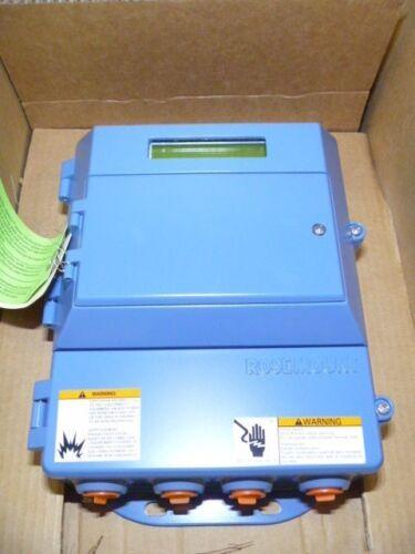 Rosemount 8712ESR2A1N0M4 HART 12-42VDC Display Transmitter 2013 NEW IN BOX