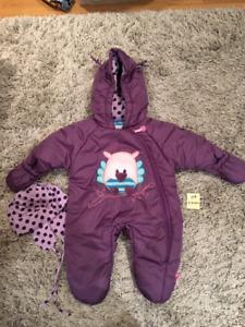 Vêtements bébé fille divers  6-12 mois