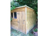 Garden shed - FREE to collector