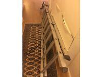 Stepladder - 8 steps - 270 cm tall