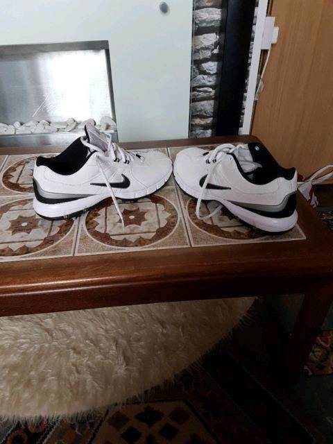 Mens Nike Golf Trainers - Like New