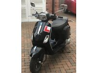FOR SALE: VESPA S 125 i.e. (2010)