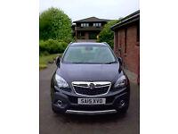 Black Vauxhall Mokka Exclusiv For Sale