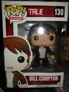 True Blood Bill Compton Funko POP Vinyl Figure Cambridge Kitchener Area image 1
