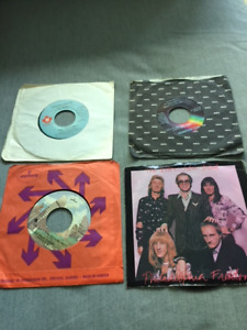 45 r.p.m. Vinyl Records for sale