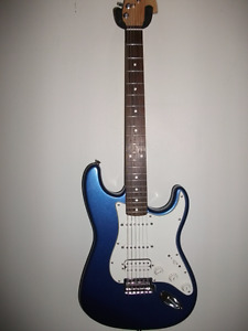 classic  vibe squire guitar