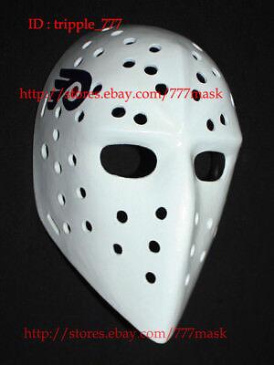 Face Masks Vintage Hockey Goalie Mask