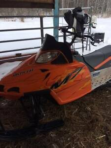 2006 Arctic Cat m7 le