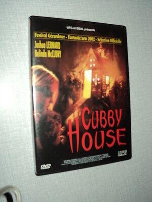 FILM CUBBY HOUSE DVD JOSHUA LEONARD BELINDA MCCLORY