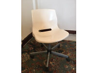 Ikea Snille desk chair - ivory