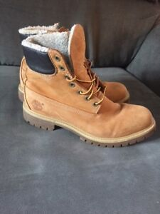 Timberland Winter Boots Mens used - size 8.5