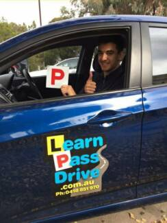 Learn Pass Drive Driving School
