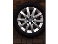 Mercedes 16 inch wheels to fit C Class W204