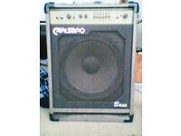 Carlsbro Cobra 90 BG bass combo amplifier speaker